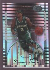 SHANNON BROWN /999 LAKERS ROOKIE REFRACTOR RC SP 2006-07 BOWMAN EVELATION MSU