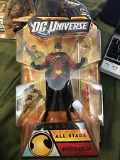 """DC Universe Classics Tim Drake Red Robin (All-Stars Wave 1) 6"""" Action Figure MBO"""