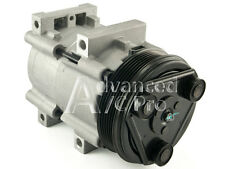 New AC A/C Compressor, Fits:  1994 - 2004 Ford Mustang V6 3.8L ONLY