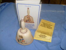 M I Hummel Goebel #Hum 702, 1980 Bell, 6 1/4� Mib w/ paper box Minty / s1