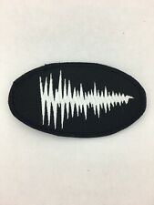 "Official DEVO Patch - ""Voiceprint of a Shout"" 1984 - NOS - for SHOUT Tour"
