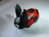 Smorkin Labbit Insect Kingdom ladybug urban vinyl figure rabbit Kozik Kidrobot!