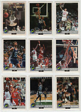 1992-93 Classic Complete Set / 100 Cards / Shaquille O'Neal RC / NM-MT