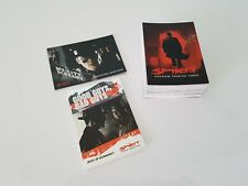 THE SPIRIT MOVIE Complete Card Set + Two Chase Sets Inkworks 2008