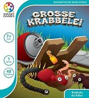 Smart Games SGT 230 Grosse Krabbelei 1 Spieler Knobelspiel Logik-Training