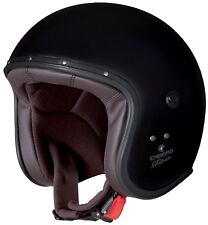 Casco Jet Caberg Freeride 17 Nero opaco Helmets Helme casque capacete Taglia M