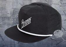 New Brixton Mens Wilson Snapback Hat Cap