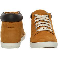 Timberland Tan Leather Chukka Boots WOMEN'S SIZE 8