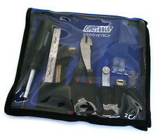 CruzTools GrooveTech Electric & Acoustic Guitar Tech Tool Kit GTGTR1