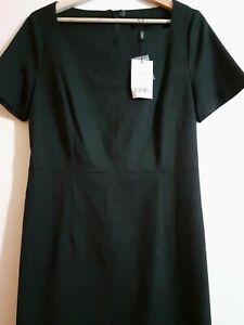 NEXT Black Tailoring Dress Size 12 New with Tags