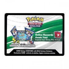 Pokemon XY SWAMPERT EX TIN ONLINE CODE Card TCGO Unused Email Delivery XY55