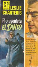 PROTAGONISTA EL SANTO LESLIE CHARTERIS AÑO 1961 GP POLICIACA 165   TC12051 A6C2