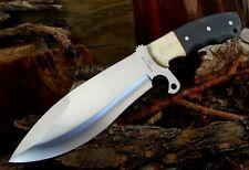 D2 Steel Drop Point Tactical Jungle Bush Bolo Knife Full Tang A 59