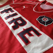 Chicago Fire vintage match worn? jersey shirt maglia