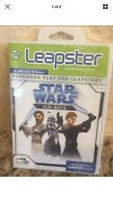 Leapster Star Wars Jedi Math Game Cartridge- New And Sealed