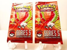Pokemon Pop Series 5 Booster Pack 2007 CHANCE AT GOLD STAR UMBREON AND ESPEON