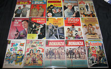 VINTAGE SILVER AGE CHARACTER COMIC LOT 36PC (VG) 3 STOOGES, MOD SQUAD, TOP CAT