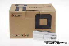 CONTAX i4R Digitalkamera mit Zeiss T* 6,5mm f/2,8 - SNr: DX005374