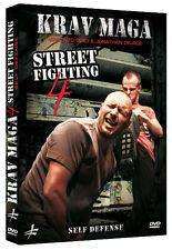 DVD - Krav Maga -Street Fighting Vol. 4 (315), Selbstverteidigung