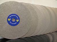 "Grit 600 Diamond coated 6"" inch Flat Lap wheel Lapidary lapping polishing disc"