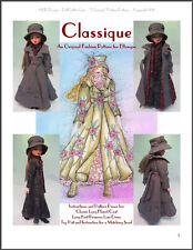 """Classique"" Fashion Pattern for Ellowyne"