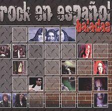 Various Artists : Rock En Espanol: Baladas CD