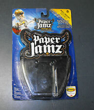 Paper Jamz Instant Rock Star Guitar Display Wall Hanger WowWee 3m Adhesive