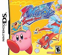 Kirby: Squeak Squad (Nintendo DS, 2006) GAME CARTRIDGE ONLY, TESTED & WORKING!