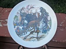 1980 Field Museum of Natural History Franklin McMahon Chicago Collector Plate