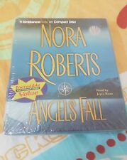 ANGELS FALL BY NORA ROBERTS AUDIO ON COMPACT DISC
