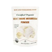 Lion's Mane Mushroom Powder Organic 3.5 oz (100g) by Cherie Sweet Heart