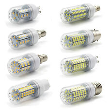 E14 E27 B22 G9 GU10 LED Lights 5730 SMD Corn Bulb Lamp Cool Warm White 220-240V
