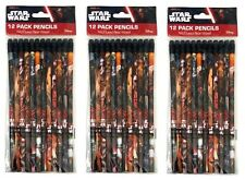Disney Star Wars The Force Awakens School No. 2 Lead Real Wood Pencils (36pc)