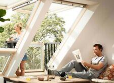 Dachfenster Velux GDL Cabrio 3-Fach-Verglasung Balkonfenster inkl. Eindeckrahmen