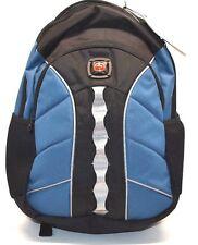 "Swiss Gear Sun 16"" Laptop Backpack Dark Blue / Black - FREE SHIPPING - BRAND NEW"