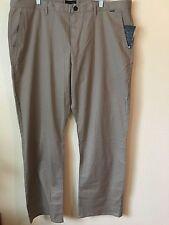 New Hurley Men's Pants Size 42 Impala MPT0000170 SNDS Khaki Inseam 32
