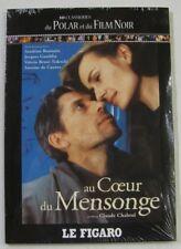 DVD AU COEUR DU MENSONGE - Jacques GAMBLIN / Sandrine BONNAIRE - CHABROL - NEUF
