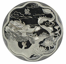 2012 $15 Canada Proof Silver Coin - Year of the Dragon - TAX EXEMPT
