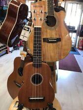 Sapele Body Ukuleles with 4 Strings