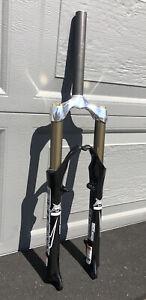 Marzocchi Bomber 04 Disc Or V-brake Mountain Bike MTB Forks 1 1/8 New NOS Rare!