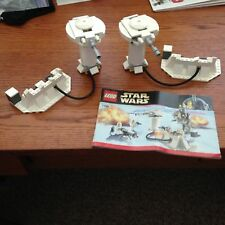 2 X RARE Star Wars LEGO 7749 Echo Bases HOTH ION Cannons Turrets Christmas 2018