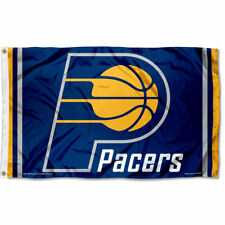 NBA Indiana Pacers Large Outdoor 3x5 Banner Flag