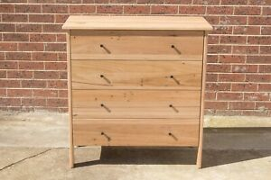 Mansfield Lowboy - Solid Messmate Timber - Australian Made