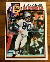 1979 Topps #198 STEVE LARGENT - Seahawks HOF
