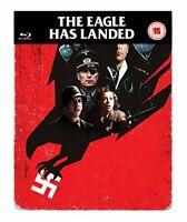 Eagle Has Landed Steelbook [Blu-ray] [2018] [DVD][Region 2]