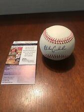Mike Crudale Signed Baseball Omlb Auto Jsa Coa Autograph St Louis Cardinals