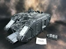 Warhammer 40k Space Marines Land Raider Missing Bits
