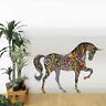 Wandtattoo Wandsticker Wandaufkleber Einhorn Natur Unicorn Aufkleber Wohnzimmer