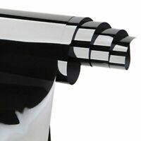 75cm x 6M Black Car Home Glass Window Tint Tinting Film Roll with Scraper Tool