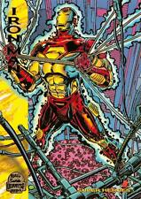 IRON MAN / Marvel Universe Series 5 (1994) BASE Trading Card #161